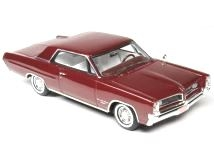 Pontiac Grand Prix 1964 marimba red 1:43 Goldvarg Collection