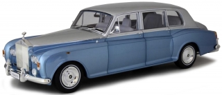 Rolls Royce Phantom VI light blue/silver (08905LB) 1:18 Kyosho