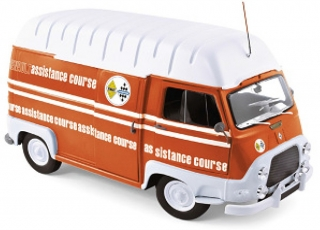 Renault Estafette *Assistance Course* 1968 orange 1:18 Norev