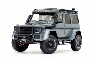 Brabus 550 Adventure 4×4² W463 2017 metal grey 1:18 Almost Real