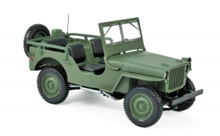 Jeep 1942 green 1:18 Norev