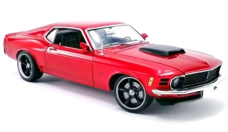 Ford Boss 429 Mustang *Street Fighter* 1970 red 1:18 Acme Diecast