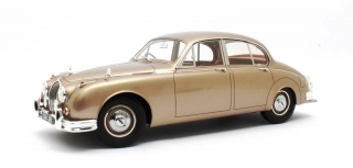 Jaguar MKII 1960 gold metallic 1:12 12ART fine model cars