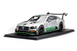 Bentley Continental GT3 #7 Blancpain GT 2018 Smith/ Gounon/Kane 1:18 TopSpeed Models