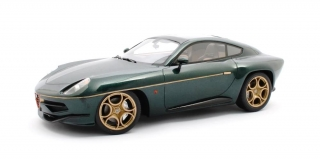 Alfa Romeo Disco Volante Touring 2013 green metallic 1:18 Cult Scale Models