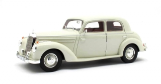Mercedes-Benz 220 W187 Limousine 1953 white 1:18 Cult Scale Models
