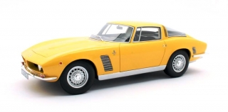 ISO Rivolta Grifo 1965 yellow 1:18 Cult Scale Models