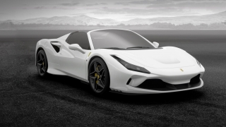 Ferrari F8 Spider Bianco Italia 1:18 MR Collection