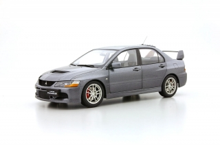 Mitsubishi Lancer Evolution IX grey metallic 1:18 Kyosho