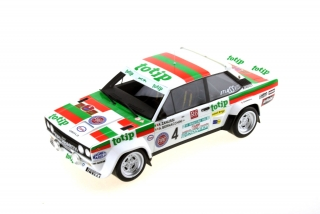 Fiat 131 Abarth Totip #4 Rally D'Elba 1982 Zanussi/ Bernacchini 1:18 Top Marques Collectibles