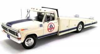 Ford F-350 Ramp Truck *Shelby Racing* 1970 white 1:18 Acme Diecast