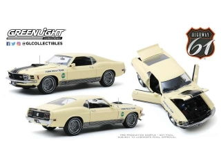 Ford Mustang Mach 1 Competition Limited Team SCCA Manufacturer´s Road Rally Championship 1:18 Highway 61