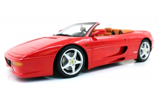 Ferrari F355 Spider 1994 red 1:12 Top Marques Collectibles
