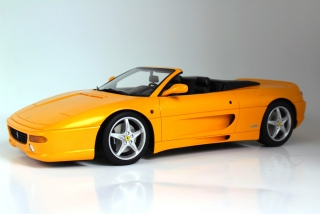 Ferrari F355 Spider 1994 yellow 1:12 Top Marques Collectibles