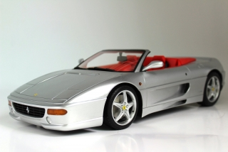 Ferrari F355 Spider 1994 silver 1:12 Top Marques Collectibles