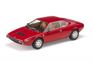 Ferrari Dino 308 GT4 Coupe 1973 red 1:12 Top Marques Collectibles