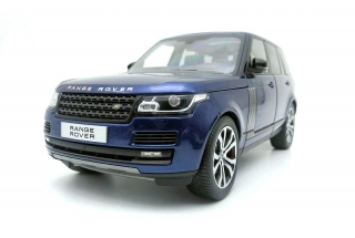 Land Rover Range SV Autobiography Dynamic 2017 blue 1:18 LCD Model