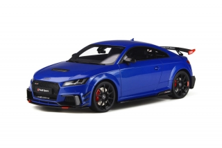 Audi TT RS Performance Parts nogaro blue 1:18 GT Spirit