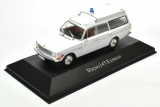 Volvo 145 Express Ambulance 1969 white 1:43 Altaya