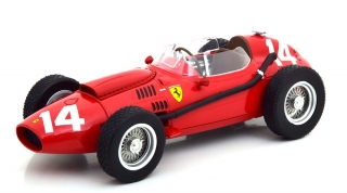 Ferrari Dino 246 #14 Mike Hawthorn Italy GP World Champion F1 1958 1:18 CMR