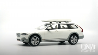 Volvo V90 Cross Country Ocean Race white 1:18 DNA Collectibles