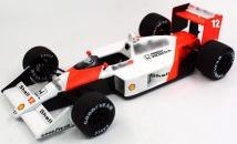 McLaren MP 4/4 1988 #12 Ayrton Senna World Champion 1:18 GP Replicas
