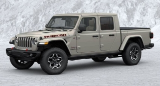 Jeep Gladiator Rubicon Gobi 1:18 GT Spirit