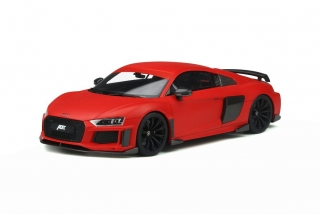 Audi ABT R8 matt red 1:18 GT Spirit
