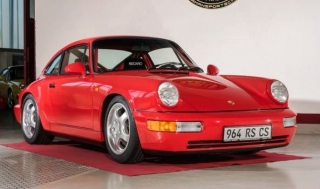 Porsche 911 964 Carrera RS 3.6 Club Sport red 1:18 GT Spirit