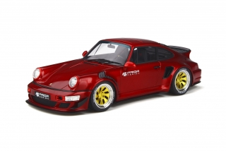 Prior Design Custom Widebody soul red premium metallic 1:18 GT Spirit