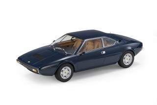 Ferrari Dino 308 GT4 Coupe 1973 blue 1:12 Top Marques Collectibles