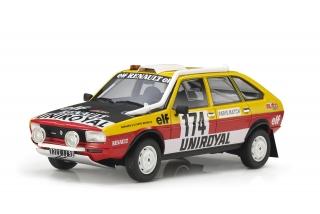 Renault RE 20 Paris Dakar 1981 Claude Marreau/ Bernard Marreau 1:18 Top Marques