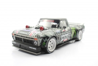 Ford USA F-150 Pick-up 1977 #43 Hoonigan Climbkhama 2 Tiannamen 2019 Ken Block 1:18 Top Marques Collectibles