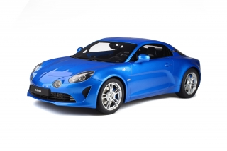 Alpine A110 Pure blue Alpine 1:8 GT Spirit