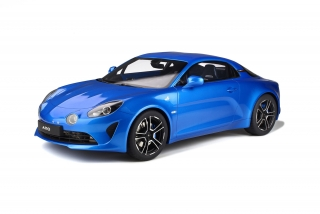 Alpine A110 Premiere Edition blue Alpine 1:8 GT Spirit