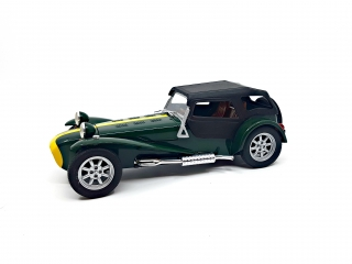 Lotus Caterham Super Seven 1:18 Anson