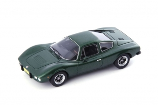 Bianco S Coupe 1979 green 1:43 AutoCult