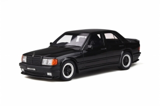 Mercedes-Benz 190E 2.3 AMG 1984 black 1:18 OttOmobile