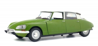 Citroen DS Special 1972 green 1:18 Solido