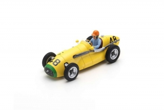 Connaught A #48 Johnny Claes French GP 1953 1:43 Spark