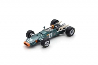 BRM P126 #12 Mike Spence Race of Champions 1968 1:43 Spark