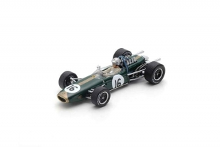 Brabham BT19 #16 Jack Brabham Winner Dutch GP 1966 1:43 Spark