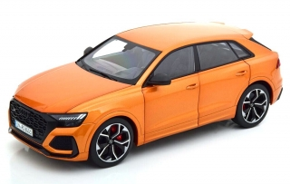 Audi RS Q8 2020 dragon orange 1:18 Jaditoys