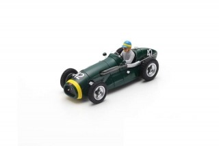 Connaught A #42 Prince Bira French GP 1953 1:43 Spark