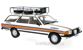 Ford Granada Turnier Rothmans Rally Team 1981 white 1:18 Premium ClassiXXs