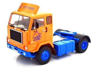 Volvo F88 Deutrans 1965 orange/blue 1:18 Road Kings