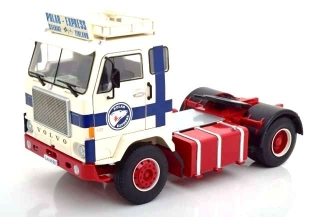 Volvo F88 Polar Express 1965 white/red/blue 1:18 Road Kings