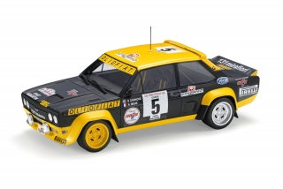 Fiat 131 Abarth #5 Darniche/Mahe Winner Rally Tour de Corse 1977 1:18 Top Marques Collectibles
