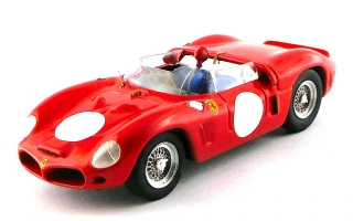 Ferrari Dino 236 SP Prova 1961 by Fantuzzi 1:43 Art Model