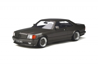 Mercedes-Benz 560 SEC AMG (C126) 1987 Anthracite Grey 1:18 OttOmobile